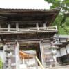 長野県木曽郡大桑村の妙覚寺です(隠れキリシタンの墓)