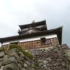日本最古の木造天守閣 丸岡城